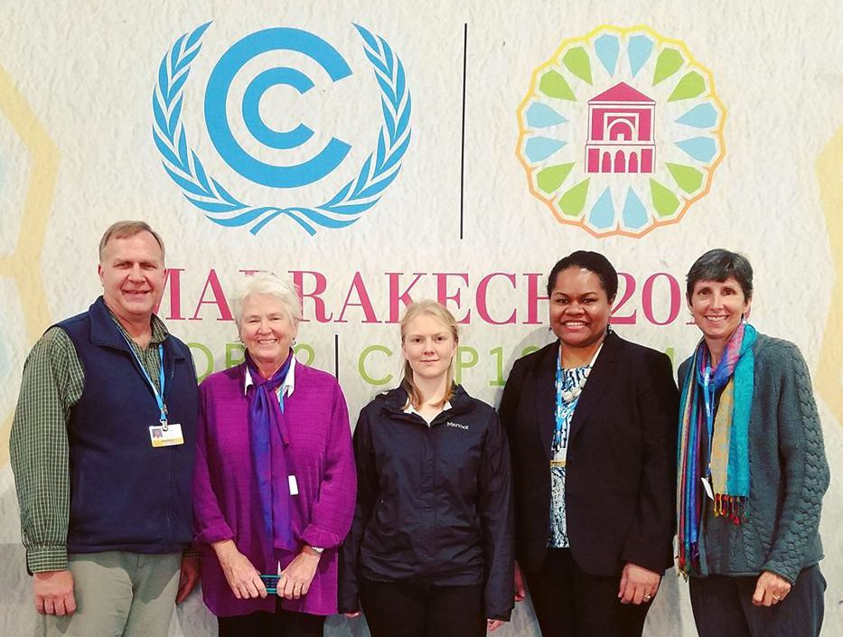 Learn more about UUA observers at COP22!